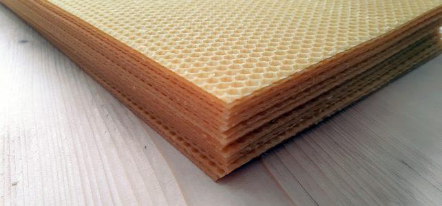 Bienenwachs nach EU-Bio-Verordnung